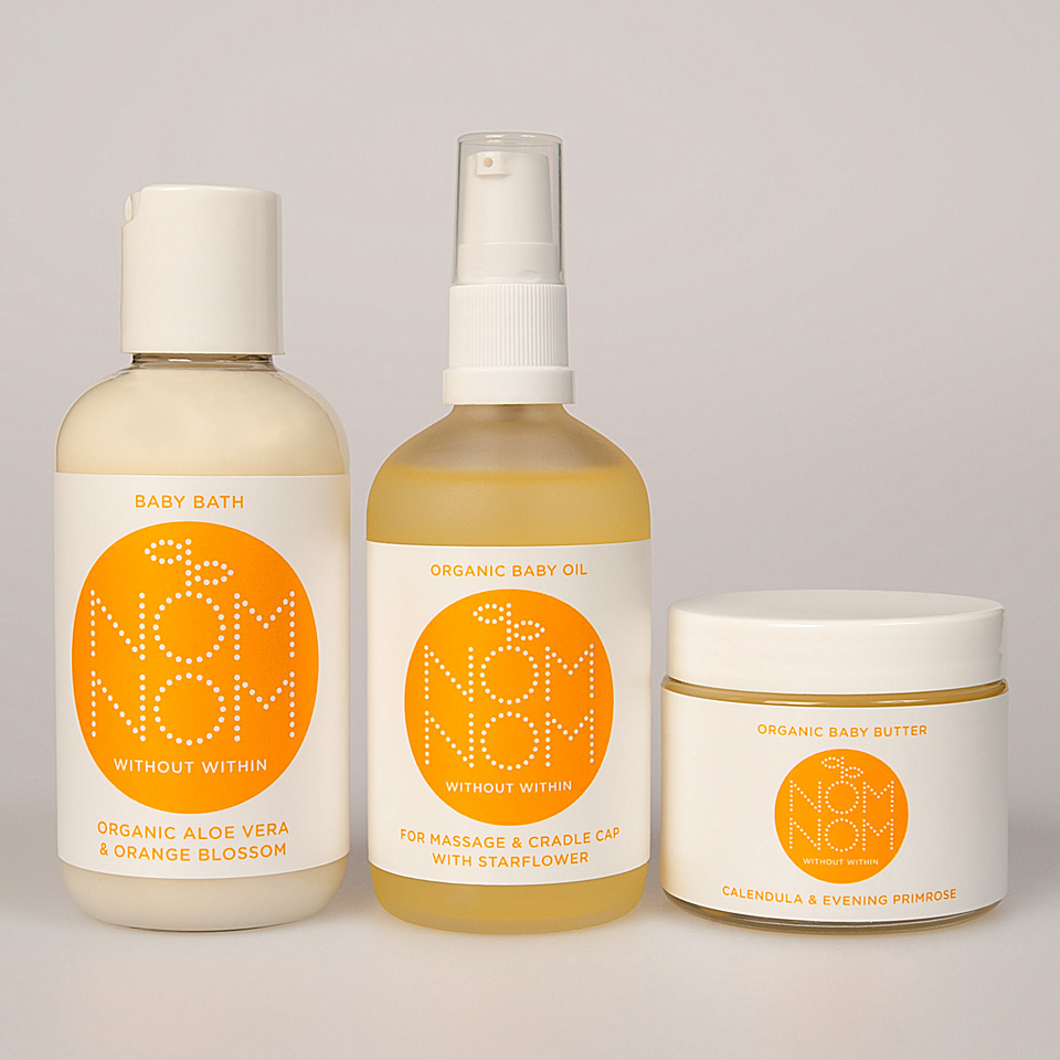 Natural Skin Care Products: Nom Nom Organic Skin Care