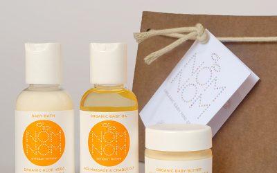 Win Organic Baby Skincare!
